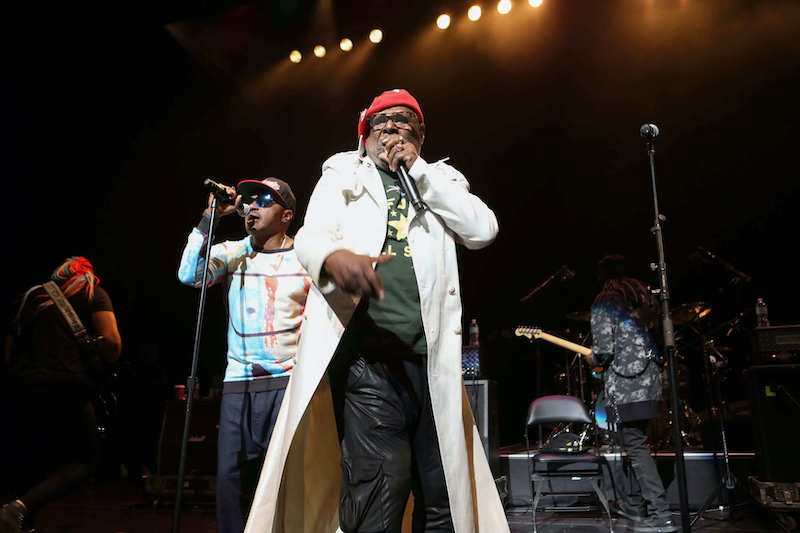 George Clinton and More Become Honorary Members of Omega Phi Psi Fraternity, Inc.