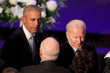 Barack Obama Endorses His 'Friend' Joe Biden's Presidential Bid