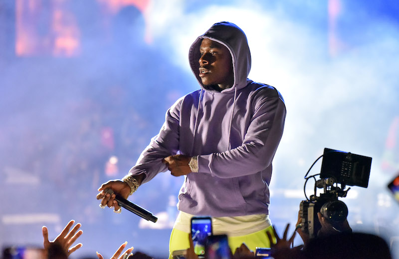 boohooMAN breaks current and future collaborations with DaBaby