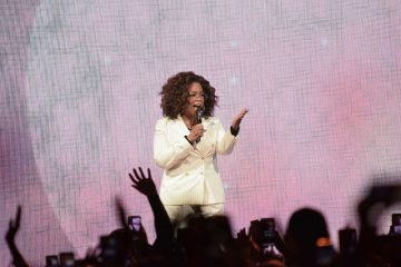 Oprah Winfrey Donates $10 Million to COVID-19 Relief Fund