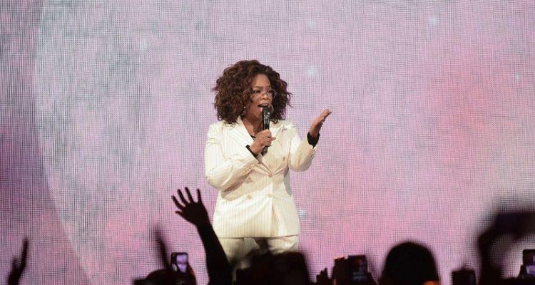 OprahWinfreyDonates$MilliontoCOVID ReliefFund