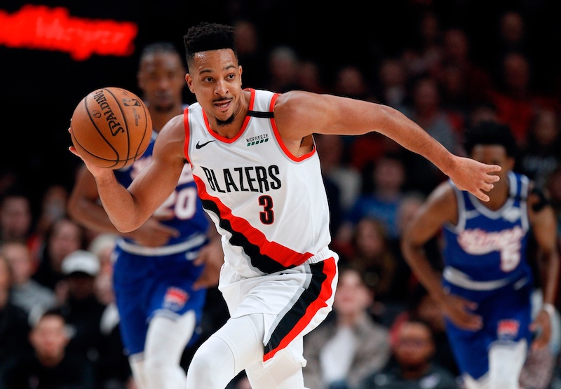 SOURCE SPORTS: CJ McCollum Responds to  Anthony Edwards Claiming to be a Better Rapper Than Damian Lillard