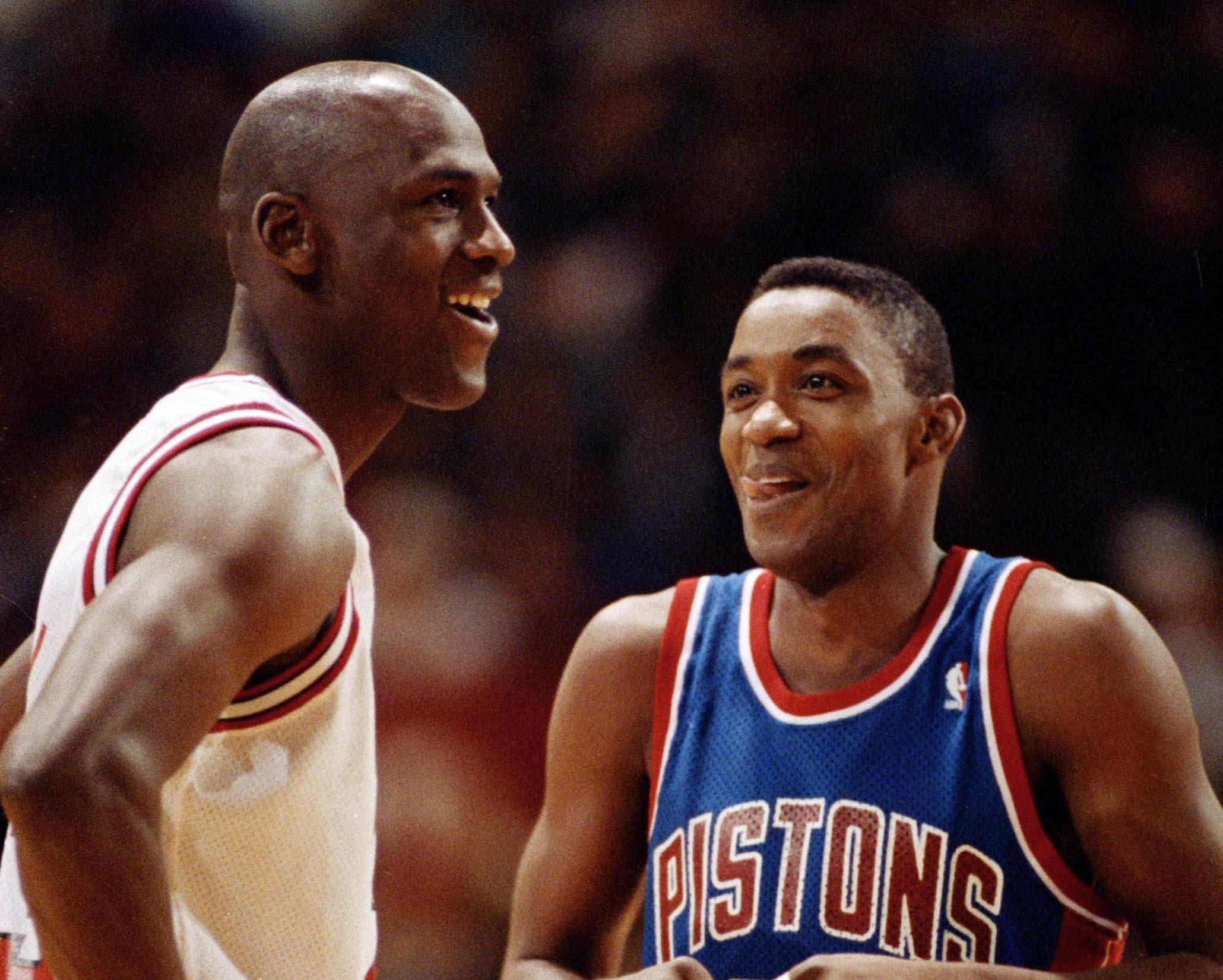 SOURCE SPORTS: Audio Surfaces Confirming Michael Jordan Didn't Want Isiah Thomas On the 92 Dream Team