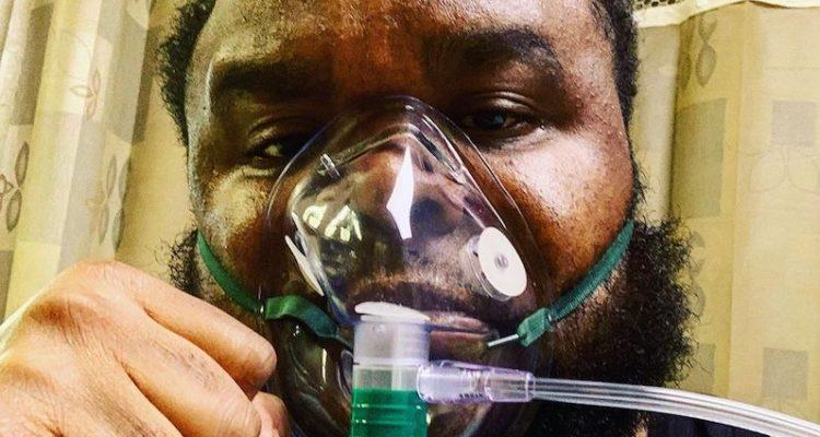 Fred The Godson Hospitalized with Coronavirus | The Source