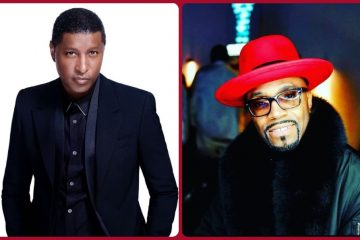 Babyface vs Teddy Riley Battle Teddy Riley vs Babyface