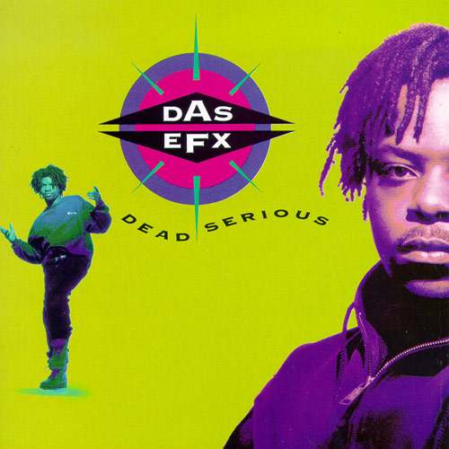 Today In Hip Hop History: Das EFX Drops Their Debut Album 'Dead Serious' 28 Years Ago