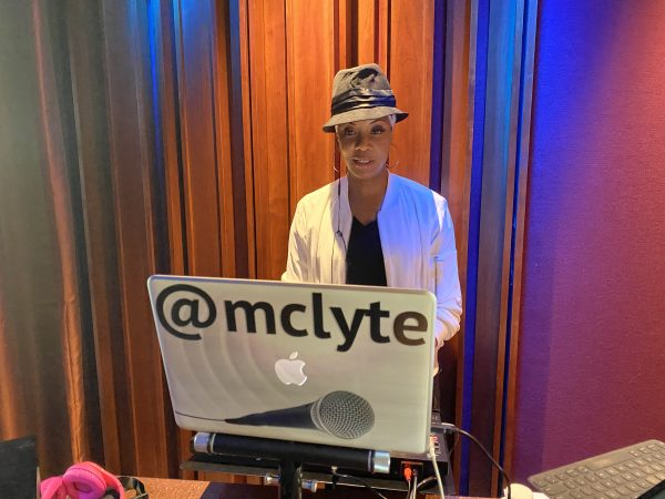 National Basketball Wives Association and MC Lyte Team to Donate 15,000 Books to Children
