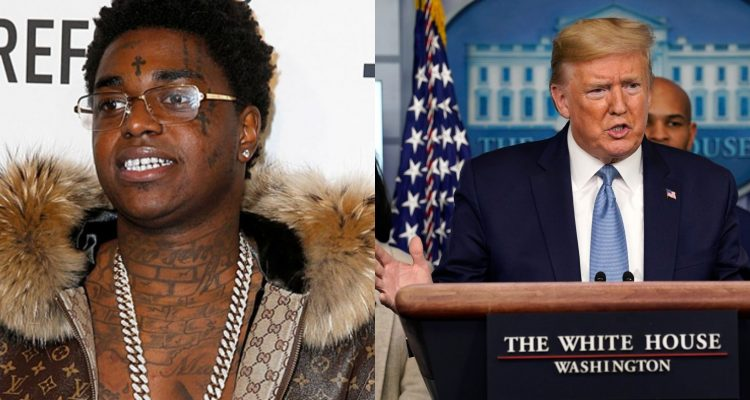 Kodak Black Wants Donald Trump to 'Pull Up' on Him to Discuss 'Brilliant Idea'