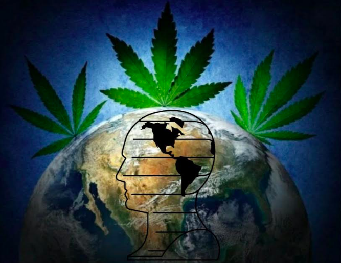Cannabis Supports Earth Day and our Mental Health