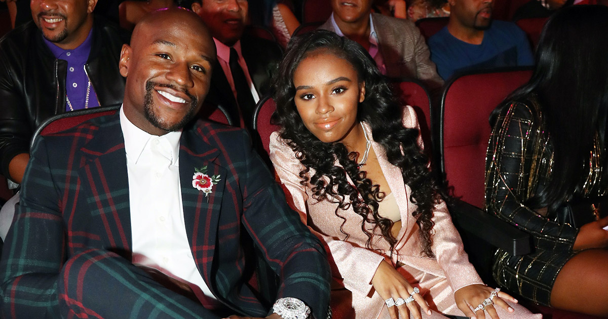 Floyd Mayweather: I Strive To Be The 'Best Father Possible' After Daughter's Stabbing Arrest