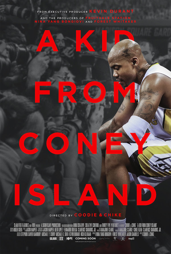 SOURCE SPORTS: Check Out The Trailer For 'A Kid From Coney Island' Documentary About NBA Legend Stephon Marbury Directed By Forest Whitaker