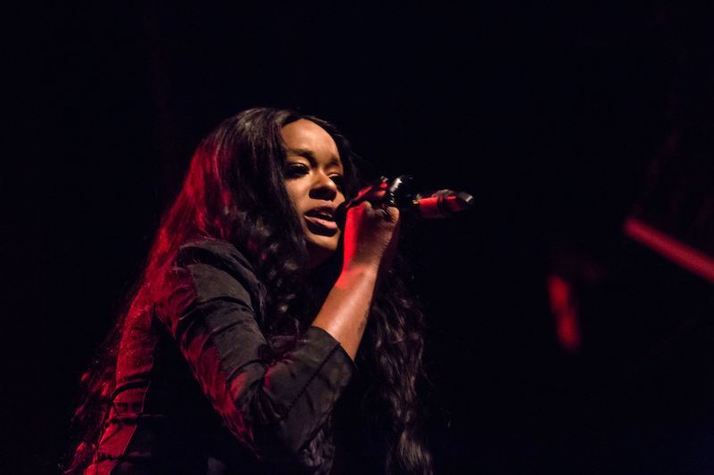The Source |Azealia Banks Reportedly Wants To Date Kanye West