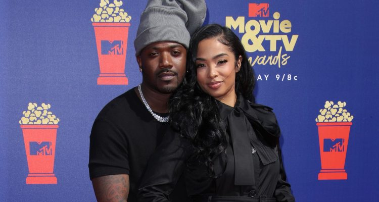 ag Ray J Files for Divorce From Princess Love, Seeks Joint Custody Months After Reconciliation