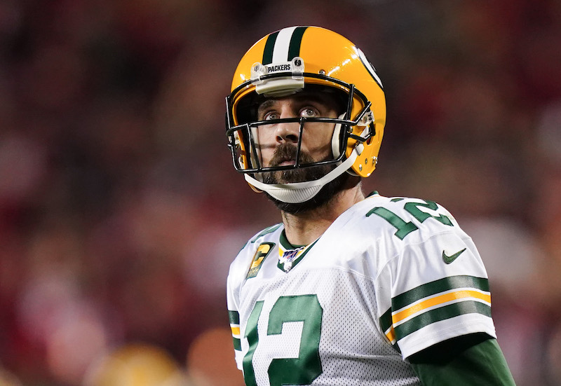 SOURCE SPORTS: Aaron Rodgers Wants To Host Jeopardy Full Time Even While Playing Football