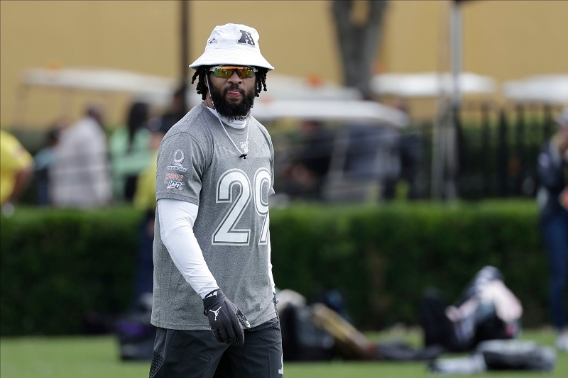 NFL Star Earl Thomas Held at Gunpoint By Wife Over Alleged Infidelity