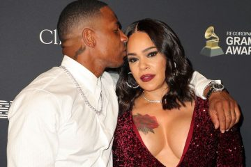Joseline Hernandez Claims Faith Evans Black Both of Stevie J's Eyes