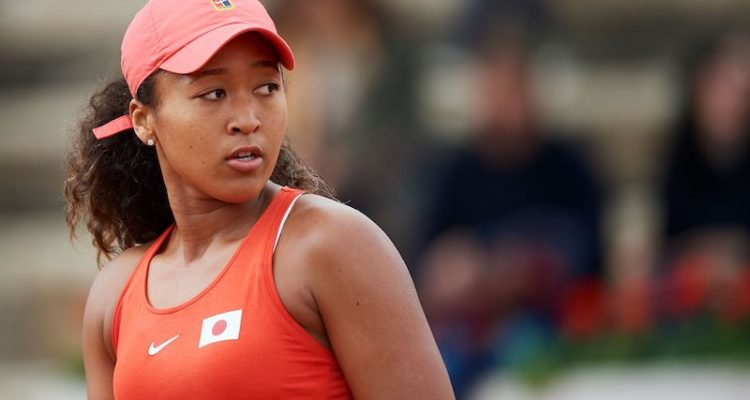 Naomi Osaka Sports Breonna Taylor Mask During U.S. Open Match