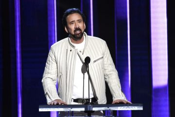 Nicolas Cage is Set to Portray Joe Exotic in 'Tiger King' Scripted Series