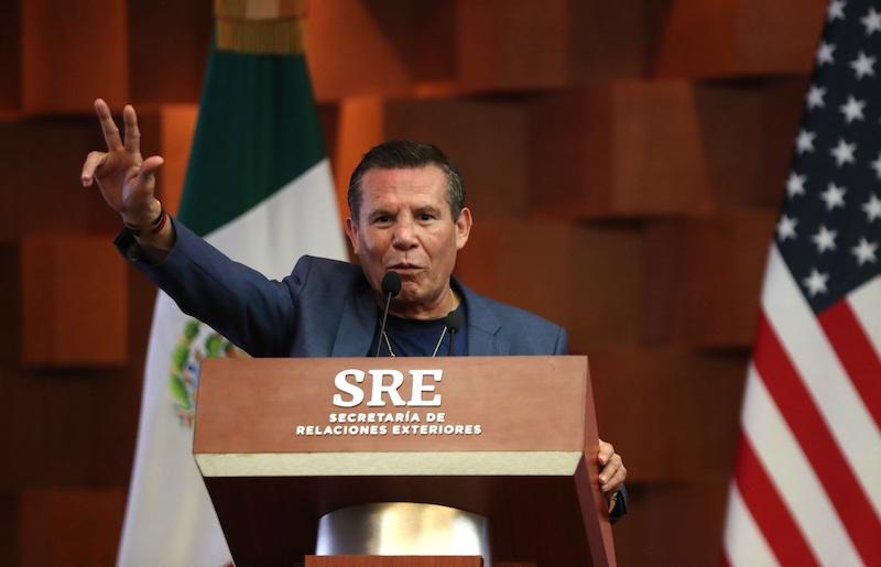 SOURCE SPORTS: Boxing Great Julio Cesar Chavez Talks His Impact on Cinco de Mayo
