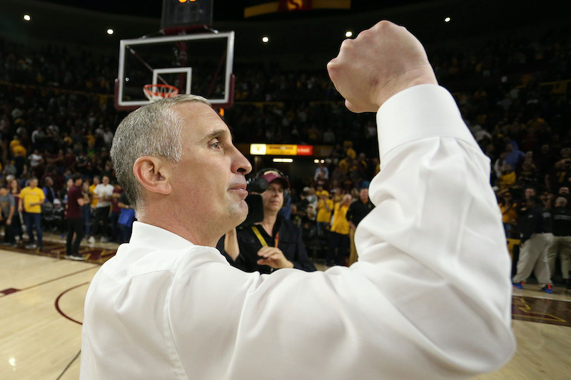 SOURCE SPORTS: Arizona State Coach Bobby Hurley Conflicted Over Booster Sexual Harassment and AD Accusations