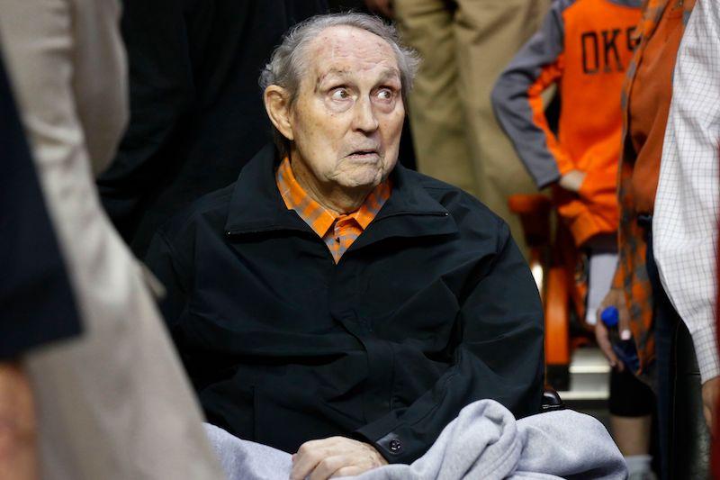 SOURCE SPORTS: Former Oklahoma State, Kentucky Coach Eddie Sutton Dies at 84