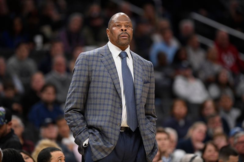 SOURCE SPORTS: Patrick Ewing Returns Home From Hospital After Testing Positive For COVID-19
