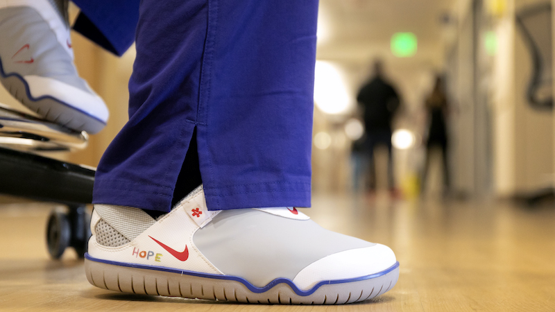 Nike Athletes Thank and Announce Footwear Donation of 32,500 Sneakers to Healthcare Workers