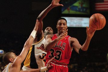 Scottie Pippen Confronted Micheal Jordan About His Portrayal in 'The Last Dance'