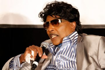 Little Richard's Streams Increase More Than 2,000% Amid Passing