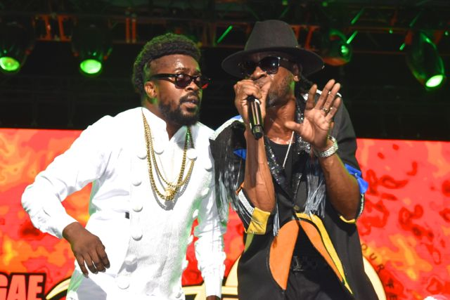 Beenie Man and Bounty Killer to Appear in Next Verzuz Battle for ...