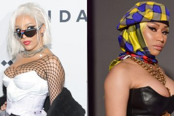 Herstory: Doja Cat and Nicki Minaj Both Earn Their First No. 1 With 'Say So (Remix)'