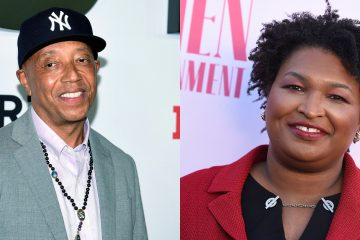 Russell Simmons Says a 'Very Reliable Top Inside Source' Told Him Stacey Abrams is Going to be Joe Biden's Vice President
