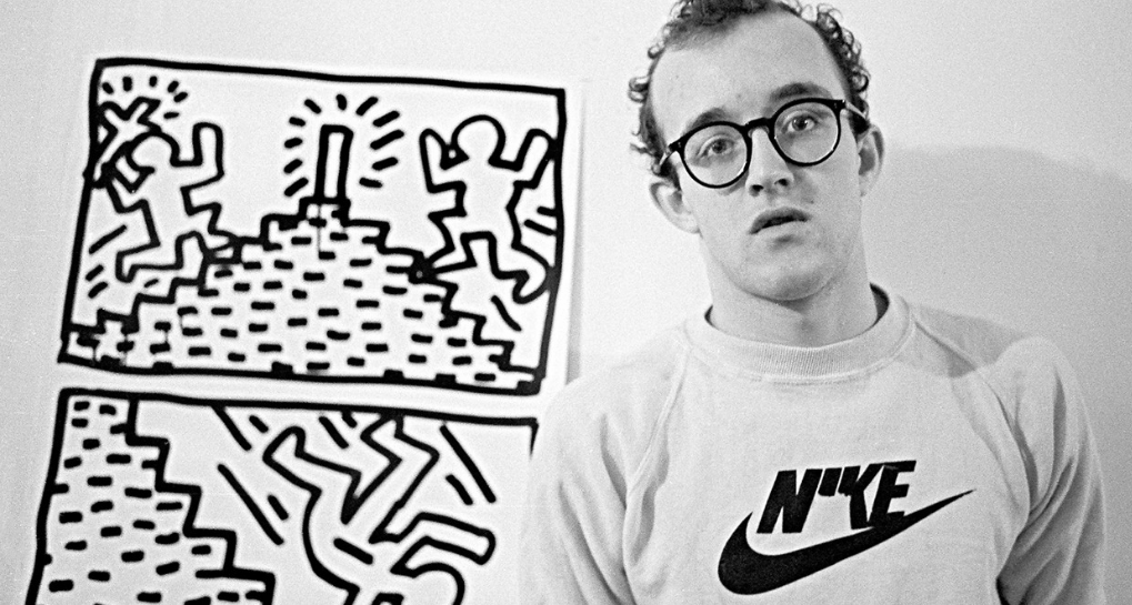 Happy 62nd Birthday to Modern Art Icon Keith Haring! (RIP)