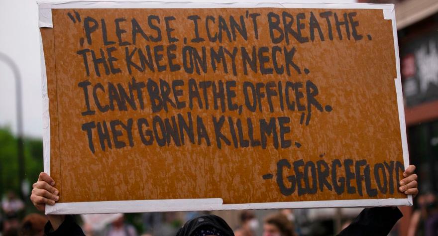 [WATCH] George Floyd Update: Minneapolis Cop Killing Sparks Huge Protest In Minnesota