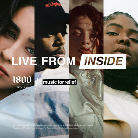 Kiana Ledé, Boogie and More to Perform in 1800 Tequila Livestreams for COVID-19 Relief