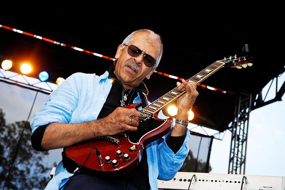 Jorge Santana, Guitarist and Brother of Carlos Santana, Dead at 68