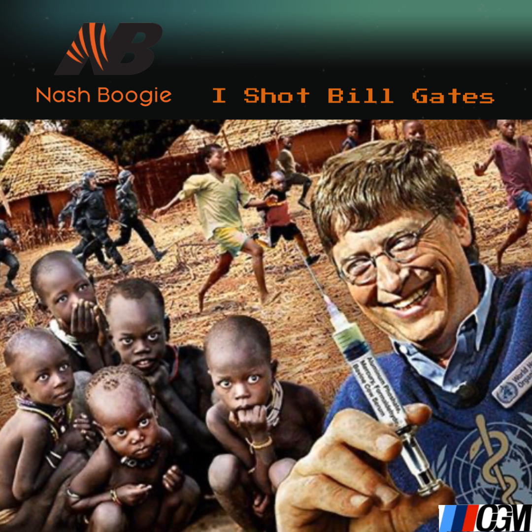 Nash Boogie Shoots Bill Gates in New Video