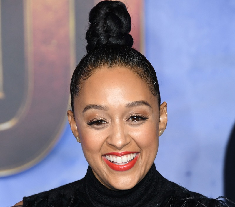 Tia Mowry-Hardrict Shares Examples of How Her Mother Was Discriminated Against Because the Color of Her Skin