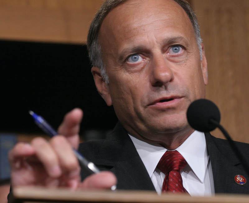 White Supremacist and Iowa Congressman Steve King Loses Republican Primary