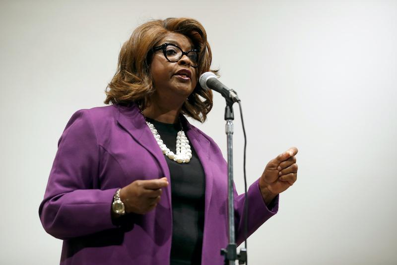 Ella Jones Elected as First Black Mayor of Ferguson, Missouri