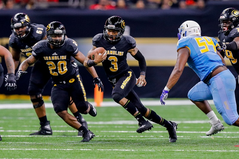 SOURCE SPORTS: LSU Set to Play HBCUs Grambling State and Southern University for the First Time in 2022