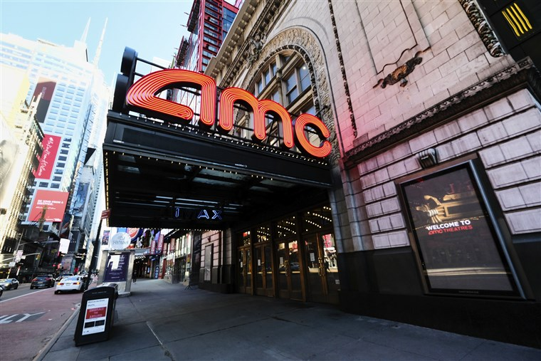 AMC Theaters and Universal Pictures Agree to Shorten for Releases to Video On Demand