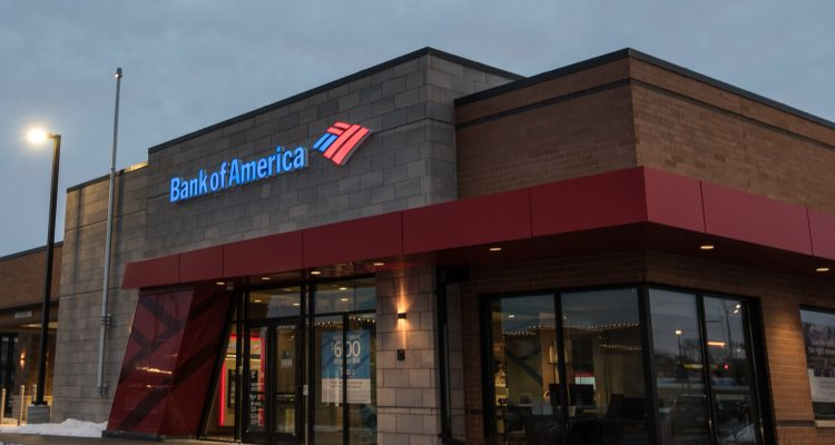Bank of America Branch Location in Eagan Minnesota  scaled
