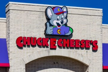 Chuck E. Cheese Permanently Closes 34 Locations After Parent Company Files for Bankruptcy