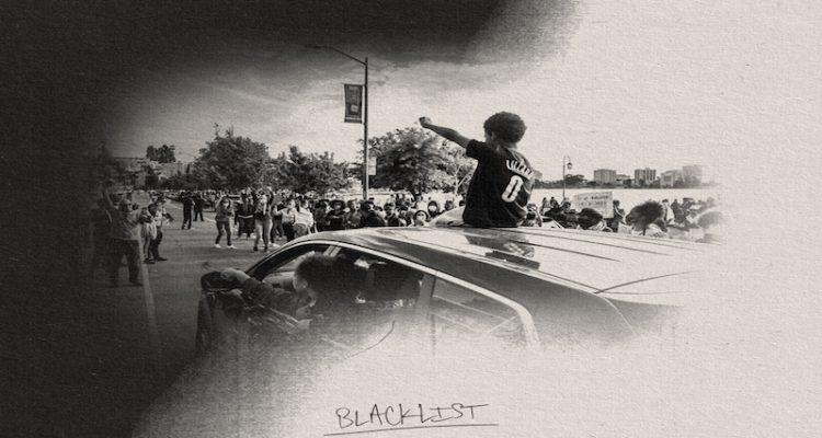 DameDolla Blacklist Cover