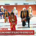 Performative or Progressive? House and Senate Democrats Honor George Floyd While Sporting Kente Cloth