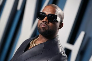 Kanye West Alludes That He's Intentionally Trying to Hurt Joe Biden's Presidential Campaign