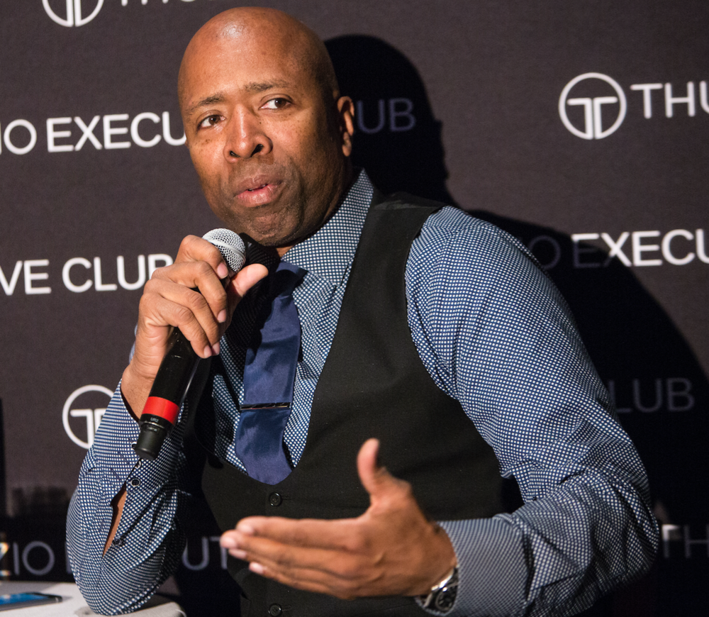 SOURCE SPORTS: Kenny Smith Says It's 'Inevitable' He Will Leave TNT For An NBA Front Office Job Soon