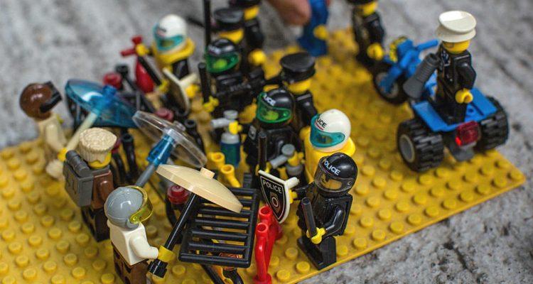 LEGOPullsAdsforPoliceToys,Donate$MtoSocialJustice