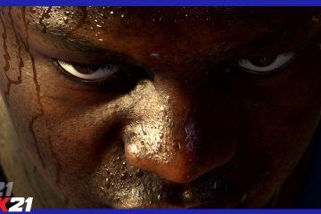 NBA 2K21 – Zion Williamson Focused (Still from PS5 Teaser Trailer)